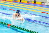 Antroji EJOF diena: krepšininkų pergalė, plaukikų rekordai ir pirmasis finalas