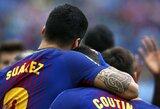 """Paskelbtas """"La Liga"""" tvarkaraštis: aišku, kada išvysime """"El Clasico"""""""