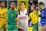 Top 30: brangiausi visų laikų Baltijos šalių futbolininkų perėjimai, įvertinus infliaciją
