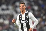 """Pirmąjį C.Ronaldo sezoną Italijoje įvertinęs Nani: """"Jis pasirodė puikiai"""""""