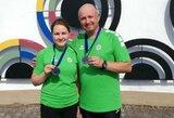 Lietuviai skynė medalius Europos policijos šaudymo čempionate
