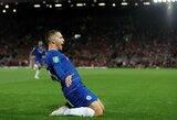 """J.Jenas skatina E.Hazardą palikti """"Chelsea"""" gretas: """"Jis yra per geras šiai komandai"""""""