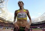 A.Palšytė pasaulio čempionate užėmė aukščiausią vietą per karjerą, M.Lasickienė iškovojo auksą