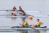 Lietuvos irkluotojai pradeda Europos jaunių čempionatą