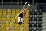 """""""Deimantinės lygos"""" finišas Dohoje: A.Duplančio pergalė ir du geriausi sezono rezultatai pasaulyje"""