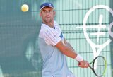 Pergalių seriją tęsiantis L.Grigelis Tunise pateko į ketvirtfinalį (papildyta)
