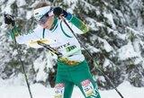 Orientacininkė G.Andrašiūnienė Europos čempionato vidutinėje trasoje užėmė 24-ą vietą