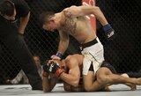 """Tegyvuoja naujasis UFC Karalius: M.Holloway trečiame raunde """"uždaužė"""" J.Aldo"""