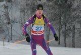 Biatlonininkei G.Leščinskaitei – Europos jaunių žiemos olimpinio festivalio sidabras! (atnaujinta)