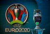 UEFA vis dar žada surengti Europos futbolo čempionatą 12-oje šalių