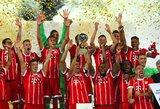 """""""Bayern"""" po baudinių serijos iškovojo Vokietijos supertaurę"""