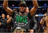 """""""UFC 245"""" algos: du kovotojai uždirbo daugiau nei po pusę milijono JAV dolerių"""