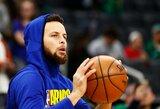 Gerėjimo ženklai? NBA leis komandoms atidaryti treniruočių bazes ir sportuoti žaidėjams