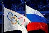 """Sporto arbitražo teismas paaiškino, kodėl """"Katiuša"""" olimpiadoje negalės pakeisti Rusijos himno"""