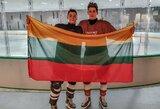 Laisvės gynėjų dieną ledo ritulininkai Lietuvai garantavo medalį jaunimo olimpiadoje