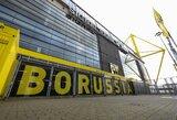 """""""Borussia"""" žaidėjai susimažino algas ir išsaugojo 850 darbo vietų"""