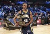 G.Robinsonas laimėjo blankų NBA dėjimų konkursą