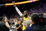 NBA sumažės algų kepurė