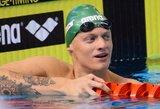 """G.Titenis """"sunaikino"""" ankstesnį Lietuvos rekordą ir su antru rezultatu pateko į Europos čempionato pusfinalį"""