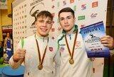 D.Pozniako turnyre daugiausia medalių iškovojo Lietuvos boksininkai