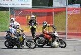 Saldus revanšas: Lietuvos jaunimo motobolo rinktinė iškovojo Europos čempionato bronzą