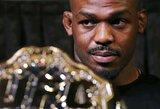 D.White'o noras panaikinti J.Joneso vienintelį pralaimėjimą sukiršino kovotojus