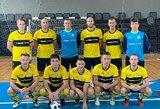 """Į Lietuvos Futsal A lygą pateko """"Radviliškis"""" ir """"Dainava"""""""