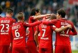 Du PSG talentai sužibėjo vos per minutę ir padėjo sutriuškinti varžovus