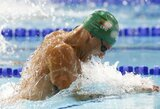 Antradienio Europos plaukimo čempionato atrankos lietuviams susiklostė nesėkmingai