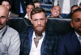 M.Tysono pagyrų sulaukęs C.McGregoras apkaltino ONE organizacijos vadovą