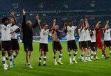 """""""Bayern"""" sutriuškino """"Schalke"""" klubą, """"Borussia"""" prarado du taškus (+ kiti rezultatai)"""