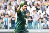 """Aiškėja daugiau G.Buffono galimo sugrįžimo į """"Juventus"""" detalių"""