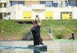 Prastos oro sąlygos sutrukdė kanojininkui V.Korobovui pasaulio jaunimo čempionato finale