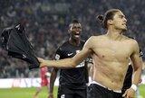 """""""Juventus"""" įveikė """"Napoli"""" ir tapo vienvaldžiu """"Serie A"""" čempionato lyderiu"""