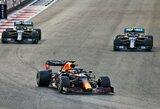 """M.Verstappenas pergalingai baigė """"F-1"""" sezoną, """"McLaren"""" pasiekė geriausią rezultatą per 8 metus"""