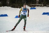 Lietuvos biatlono rinktinė buvo aplenkta ratu, rusai išplėšė dramatišką pergalę