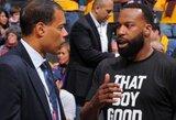 B.Davisas susikoncentravęs ties sugrįžimu į NBA