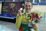 Tarptautinėse dviračių treko varžybose Lenkijoje – S.Krupeckaitės pergalė