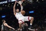 """NBA komandos vadovas: """"Valančiūnas galėtų dalyvauti NBA žvaigždės mainuose"""""""
