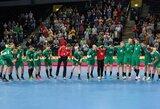 Lietuvos rankininkai užtikrinta pergale pradėjo pasaulio čempionato atranką