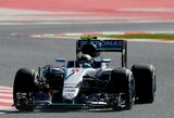 """Formulė-1"": kas sustabdys N.Rosbergą?"