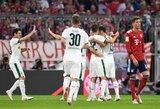 """""""Bayern"""" Vokietijos čempionate patyrė triuškinamą pralaimėjimą"""
