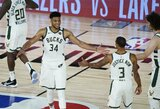 """""""Bucks"""" reabilitavosi po sensacingos nesėkmės"""