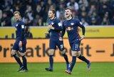 """""""RB Leipzig"""" sugrįžo į pergalių kelią"""