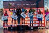 Lietuvos dviratininkės Latvijoje iškovojo pirmą ir antrą vietas