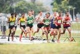 Olimpiada lietuviams baigėsi: R.Kančys ir V.Dopolskas finišavo olimpiniame maratone