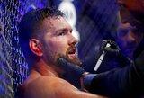 """""""UFC 230"""" medikų išvados: buvęs čempionas suspenduotas trims mėnesiams"""