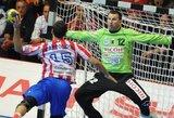 EHF Čempionų lygoje – A.Vaškevičiaus klubo nesėkmė