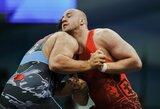 Persvaros neišlaikęs R.Fridrikas pralaimėjo olimpiniam prizininkui