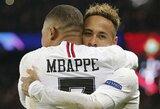"PSG strategas T.Tuchelis: ""Visi nori Neymaro ir K.Mbappe"""